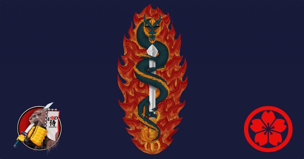 Kurikara Fire Rectangle